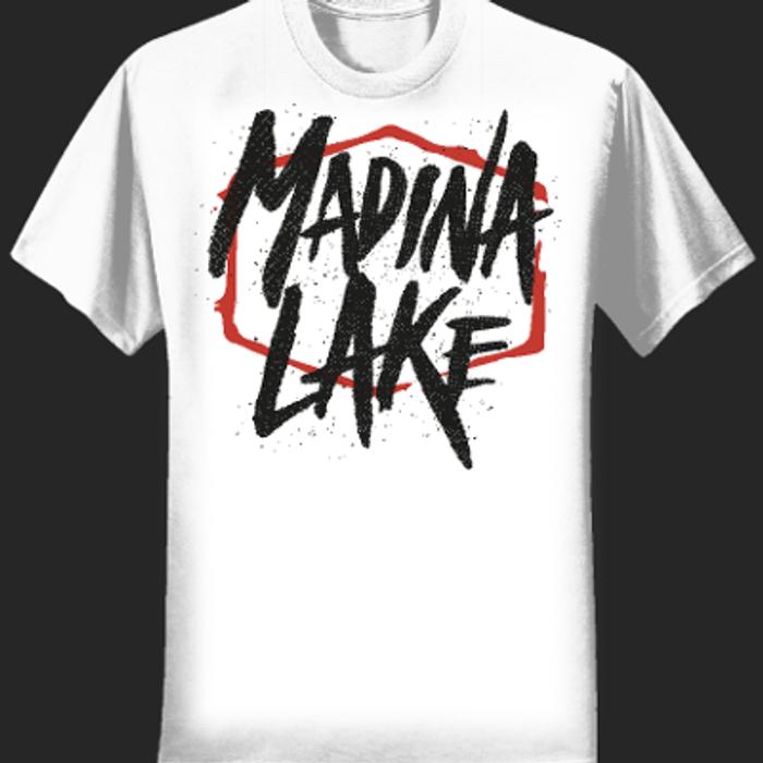 Scribble Logo - Girls Tee - Madina Lake