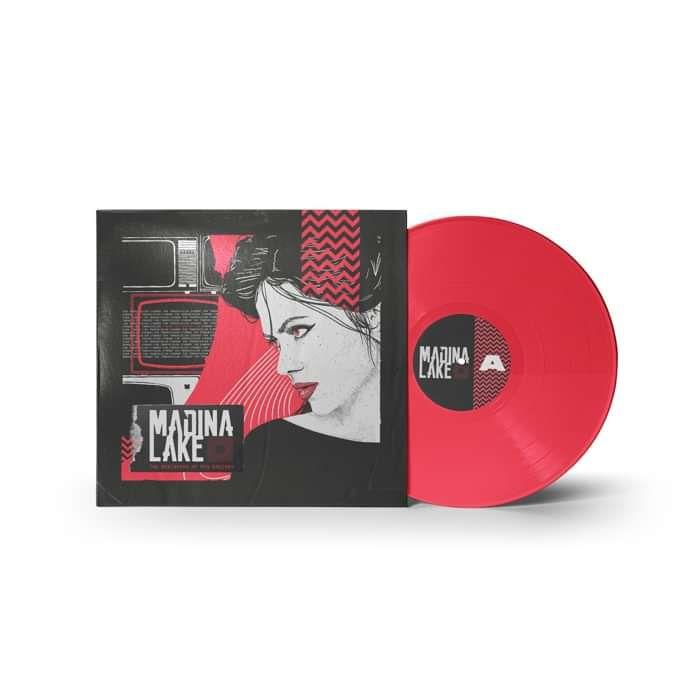 The Beginning Of New Endings – LTD Edition Red Vinyl EP - Madina Lake