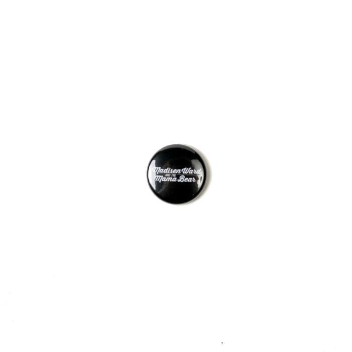 Logo Button- 3 Pack - Madisen Ward and the Mama Bear