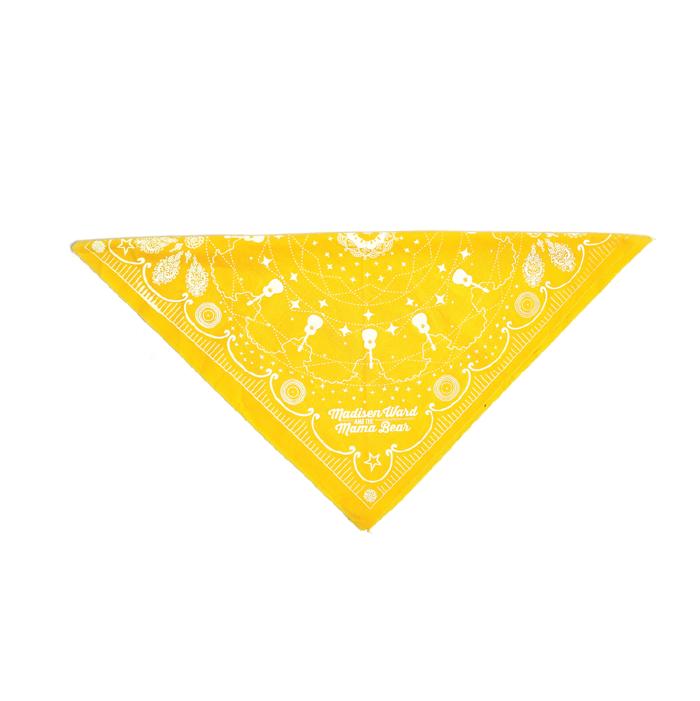 Yellow Bandana - Madisen Ward and the Mama Bear