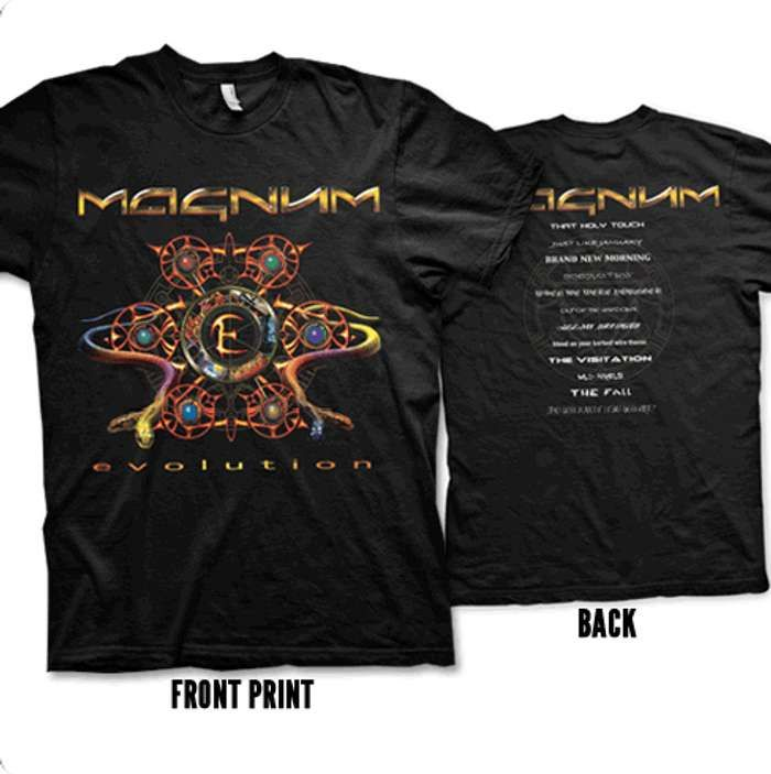 SALE ITEM - Evolution Tee - Magnum