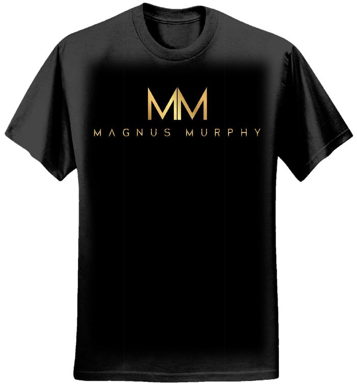 MM Large Logo Tee - Magnus Murphy