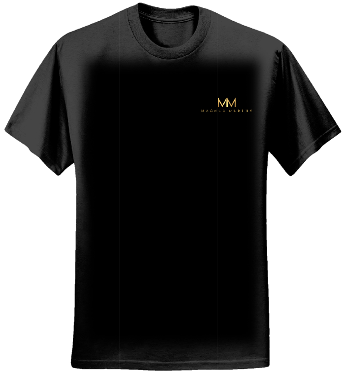 MM Small Logo Tee - Magnus Murphy