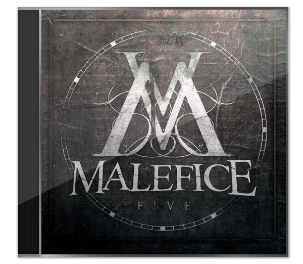 'V' CD **SALE** - Malefice