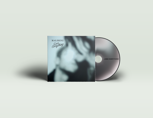 'Lose Everything' EP CD (includes download) - malihini