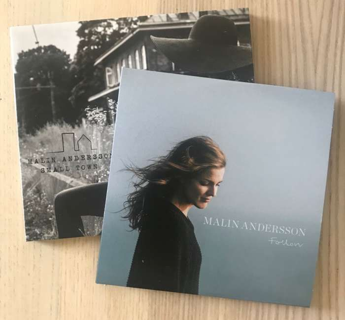CD Bundle - Malin Andersson