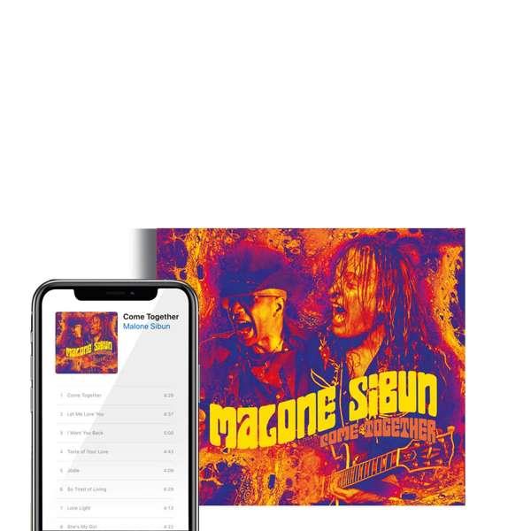 COME TOGETHER DIGITAL - Malone Sibun
