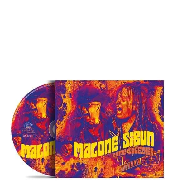 SIGNED COME TOGETHER CD - Malone Sibun