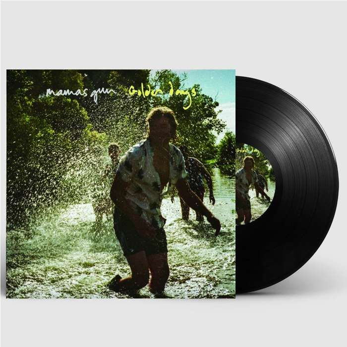 """Golden Days (12"""" Vinyl) - Mamas Gun"""