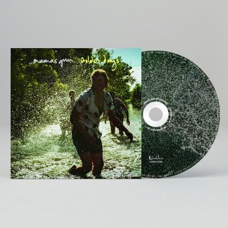 Golden Days (CD) - Mamas Gun