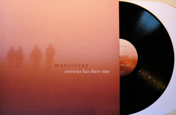 Everyone Has Their Time LP - Signed with download code - manistone