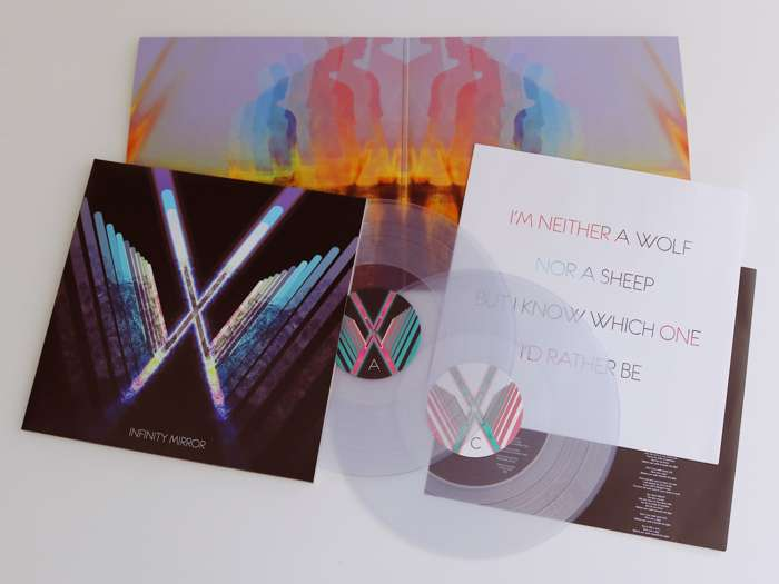 Infinity Mirror - Gatefold / Double Vinyl - Man Without Country