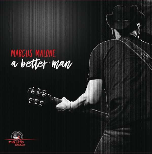 SIGNED A BETTER MAN CD - Marcus Malone