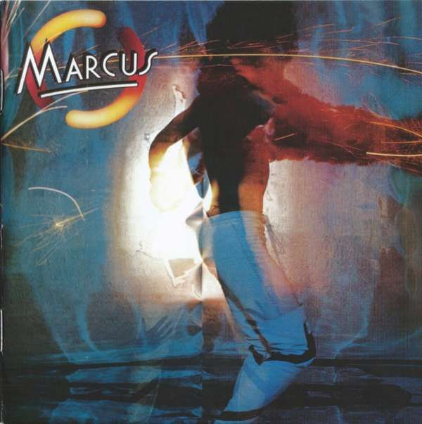 SIGNED 'MARCUS' CD 1976 UNITED ARTIST RECORDS REMASTERED - Marcus Malone