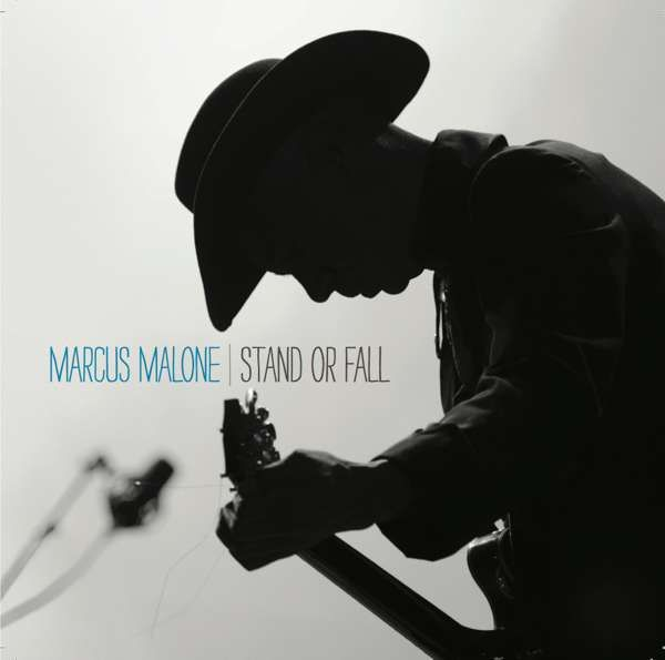 SIGNED STAND OR FALL CD - Marcus Malone