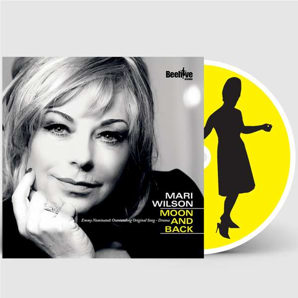 Moon and Back (Limited Signed CD Single) - Mari Wilson