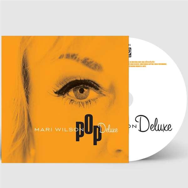 Pop Deluxe (Signed CD) [2016] - Mari Wilson