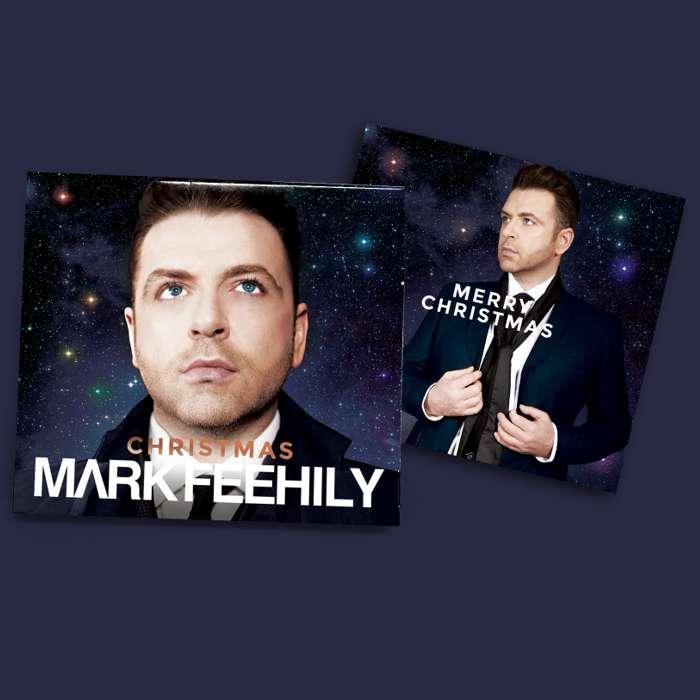 Christmas (Limited Edition CD with signed Christmas Card) - Mark Feehily