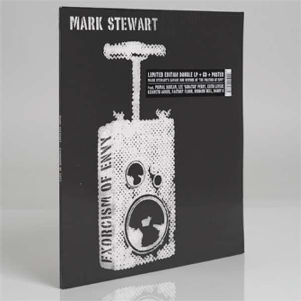 The Exorcism of Envy (Limited Edition 2LP + CD + Poster) - Mark Stewart