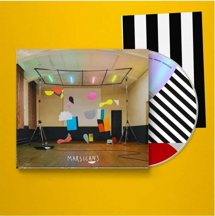 Ursa Major (CD) - Marsicans