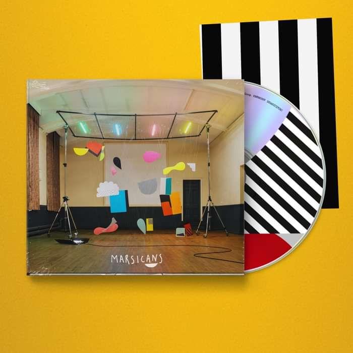 Ursa Major (Signed CD) - Marsicans
