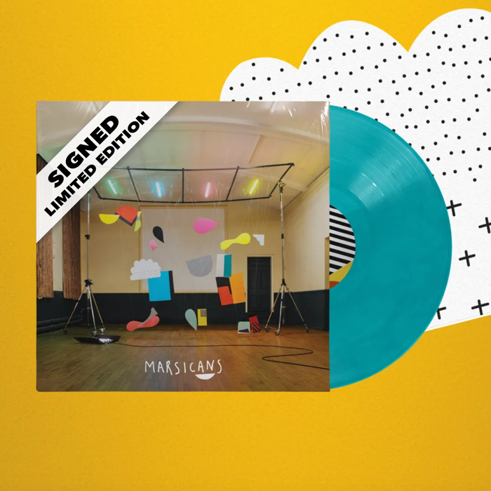 Ursa Major (Signed Ltd Ed. Blue Vinyl) - Marsicans