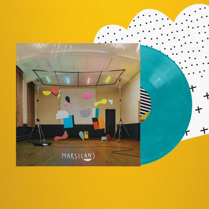 Ursa Major (Signed Ltd Ed. Blue Vinyl) - Marsicans