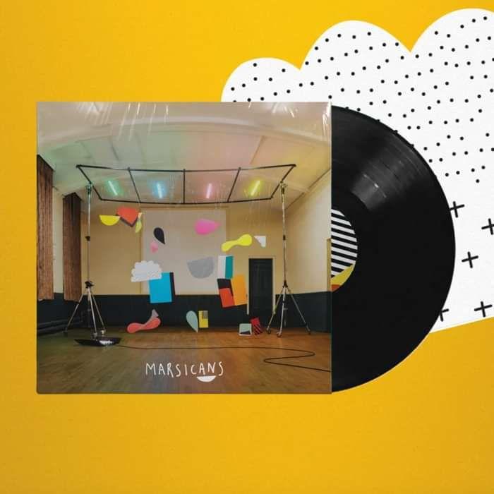 Ursa Major (Standard Vinyl) - Marsicans