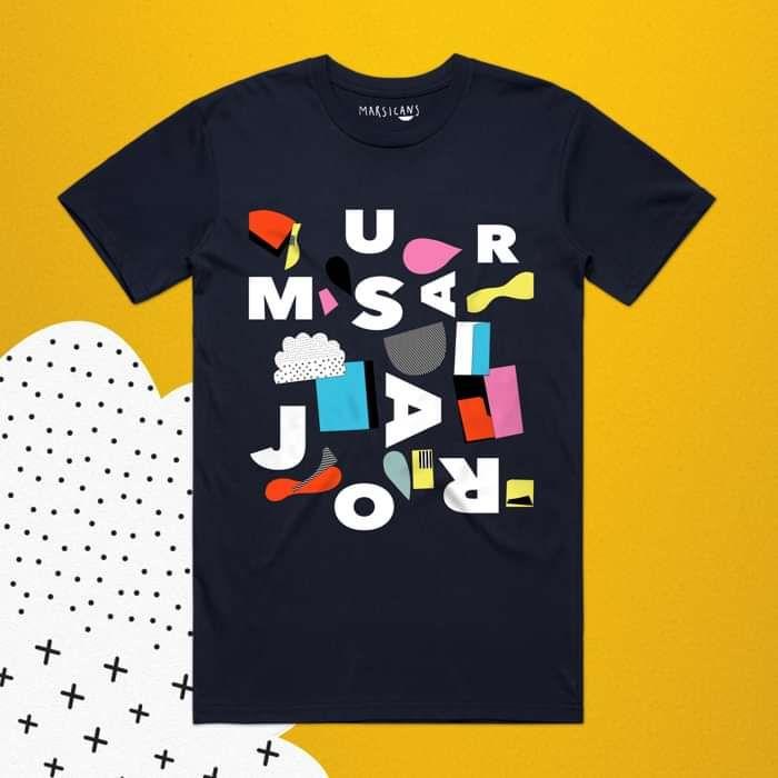 Ursa Major (T-shirt) - Marsicans