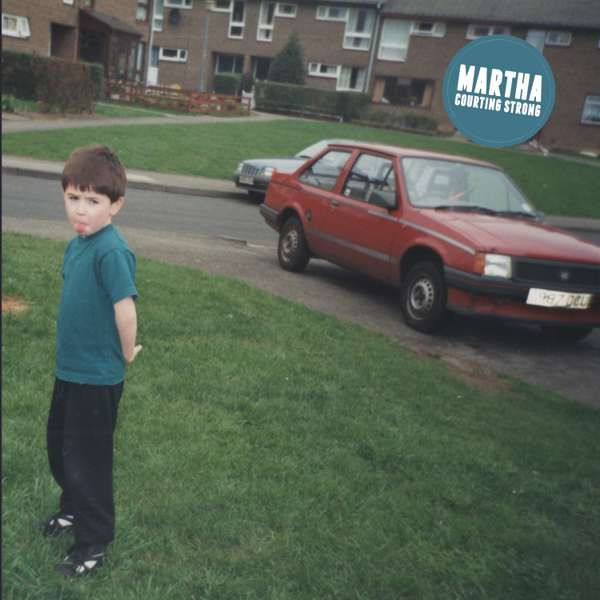 Courting Strong LP - Martha