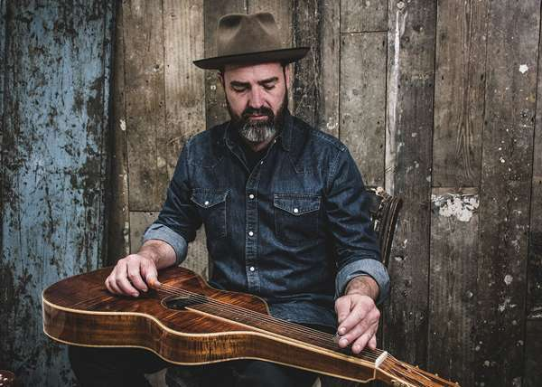 Martin Harley (with Band) at The Old Bakery, Truro on 11 Oct 2019