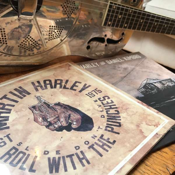 Vinyl Lovers Bundle - Martin Harley