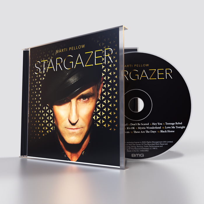 Stargazer (CD) - Marti Pellow