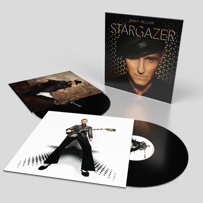 Stargazer (Signed Gatefold 2xVinyl) - Marti Pellow