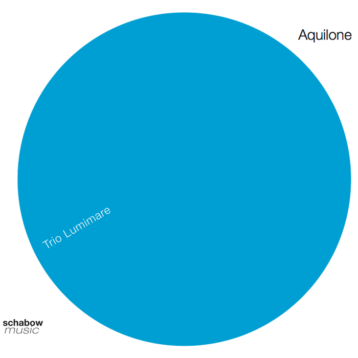 Trio LumiMare - Aquilone {digital} - Mathias Schabow | Piano