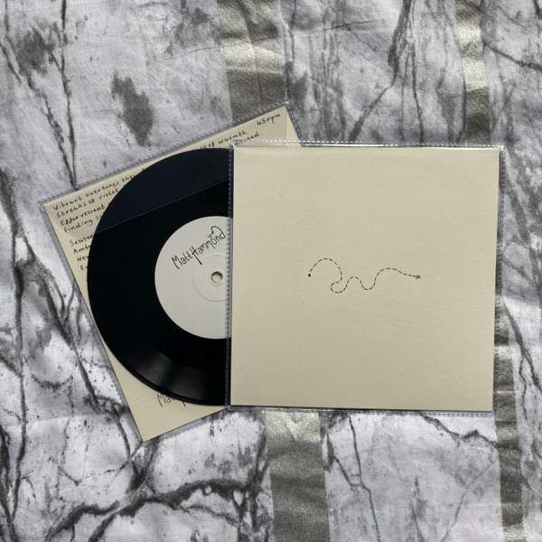 "Distance (7"" Limited Edition Vinyl) - Matt Hammond"