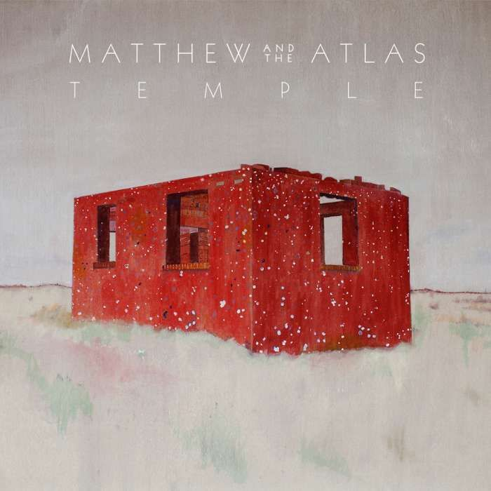Matthew and the Atlas - Temple CD - Matthew and the Atlas
