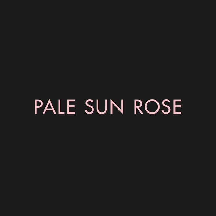 "Pale Sun Rose - 7"" Pink Vinyl - Matthew and the Atlas"