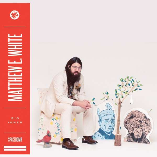 Big Inner CD Signed - Matthew E. White