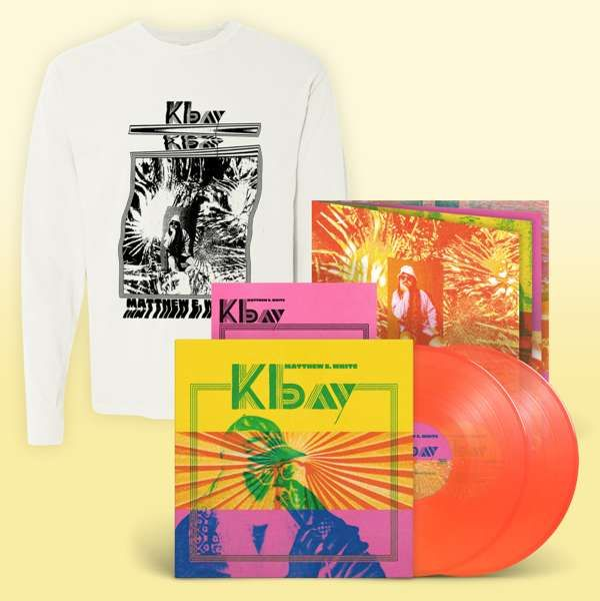 K Bay —Double LP + L/S Shirt Bundle - Matthew E. White