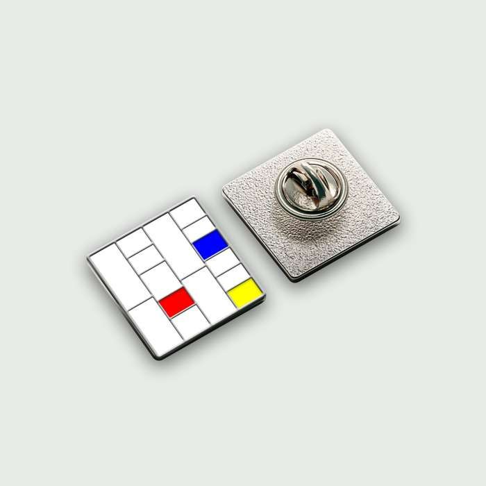 Yearning for the Infinite Remixed - Enamel Pin Badge - Max Cooper Store Front