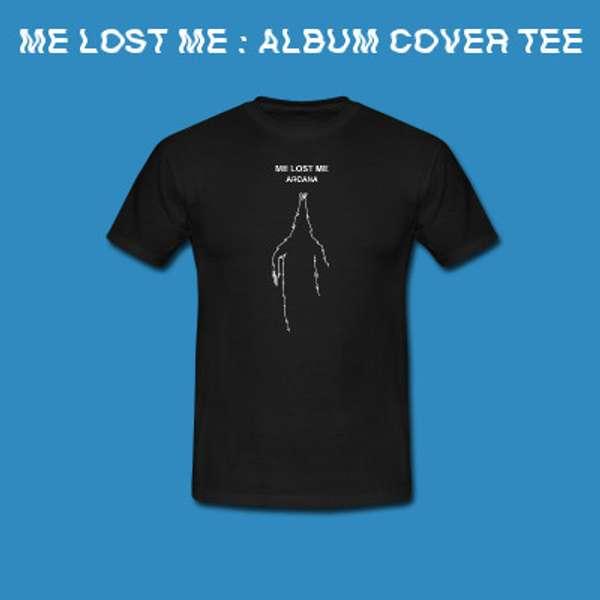 Arcana Album Artwork (Black) T shirt - Me Lost Me