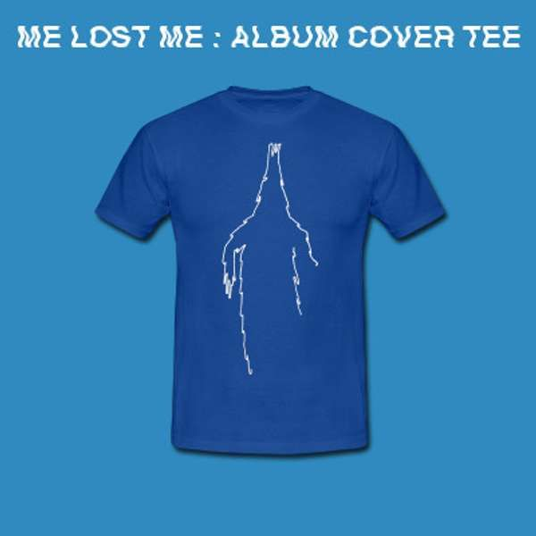 Arcana Album Artwork (Blue) T shirt - Me Lost Me