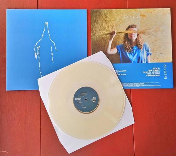 "Me Lost Me 'Arcana' 12"" coloured vinyl - Me Lost Me"