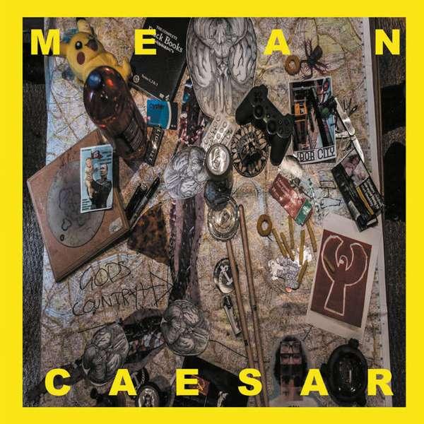 Mean Caesar- ST Vinyl - Mean Caesar