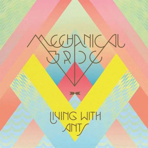 Living With Ants - CD - Mechanical Bride