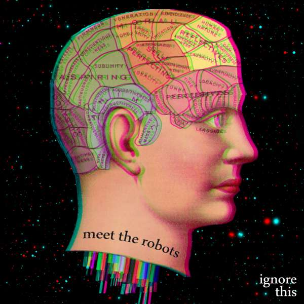 Ignore This (CD Album) - Meet The Robots