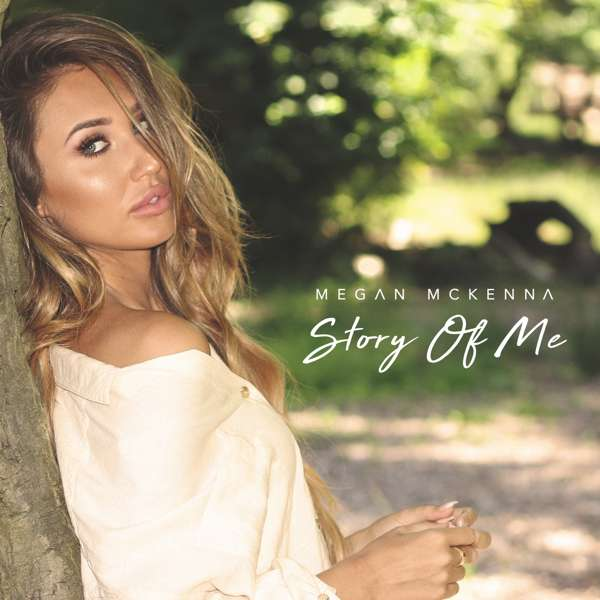 Story of Me - CD - Megan McKenna