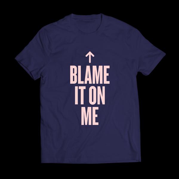 Blame It On Me - T-shirt - Melanie C