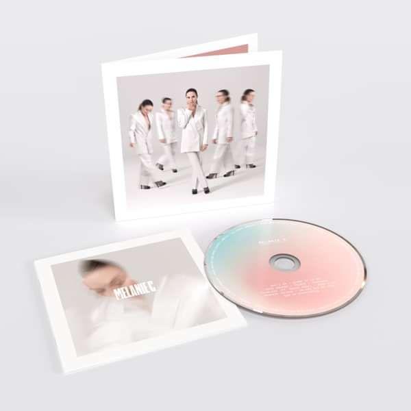 'Melanie C' - CD - Melanie C